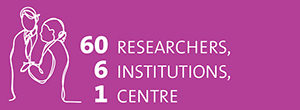 60 researchers, 6 institutions, 1 centre
